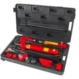Гидравлический набор для кузовных работ (усилие 10т, 17 предметов) JTC-HB210